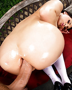 Pity, that Gracie glam oiled anal about