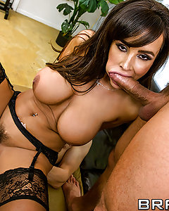 Mick Blue and Erik Everhard are on location for ZZ Insider to interview porn superstar Lisa Ann! Not only will these fellas get the details on Lisa's hottest Brazzers scenes, they'll make all her dirtiest DP fantasies come true, too. Because at ZZ Insider, We Go Deep!