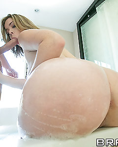 Sierra enjoys anal sex. Her beautiful wet booty can take a major pounding and she fucking loves it. In Sierra's case what her ass wants is to be filled and rammed by Keiran's huge cock! If you love anal, this is the perfect video for you!